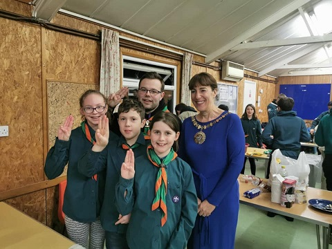 3rd Edgware Scouts